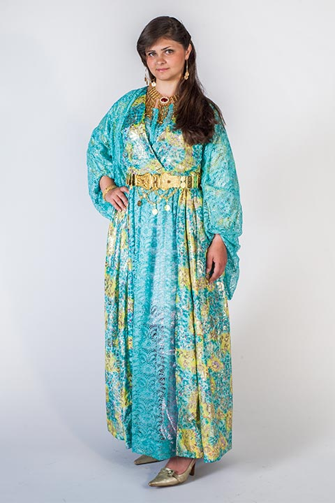 Kurdish Costumes - Gulan